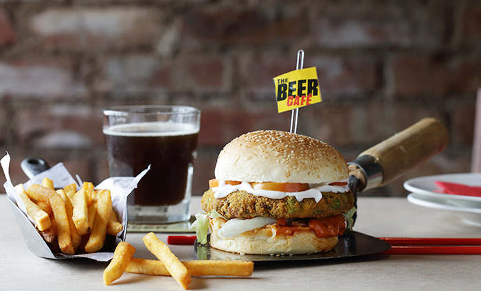 The Beer Cafe-DLF Cyber City,Gurgaon Voucher Merchant Image